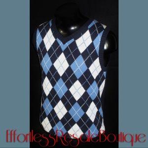 Polo Ralph Lauren Argyle Sweater Vest